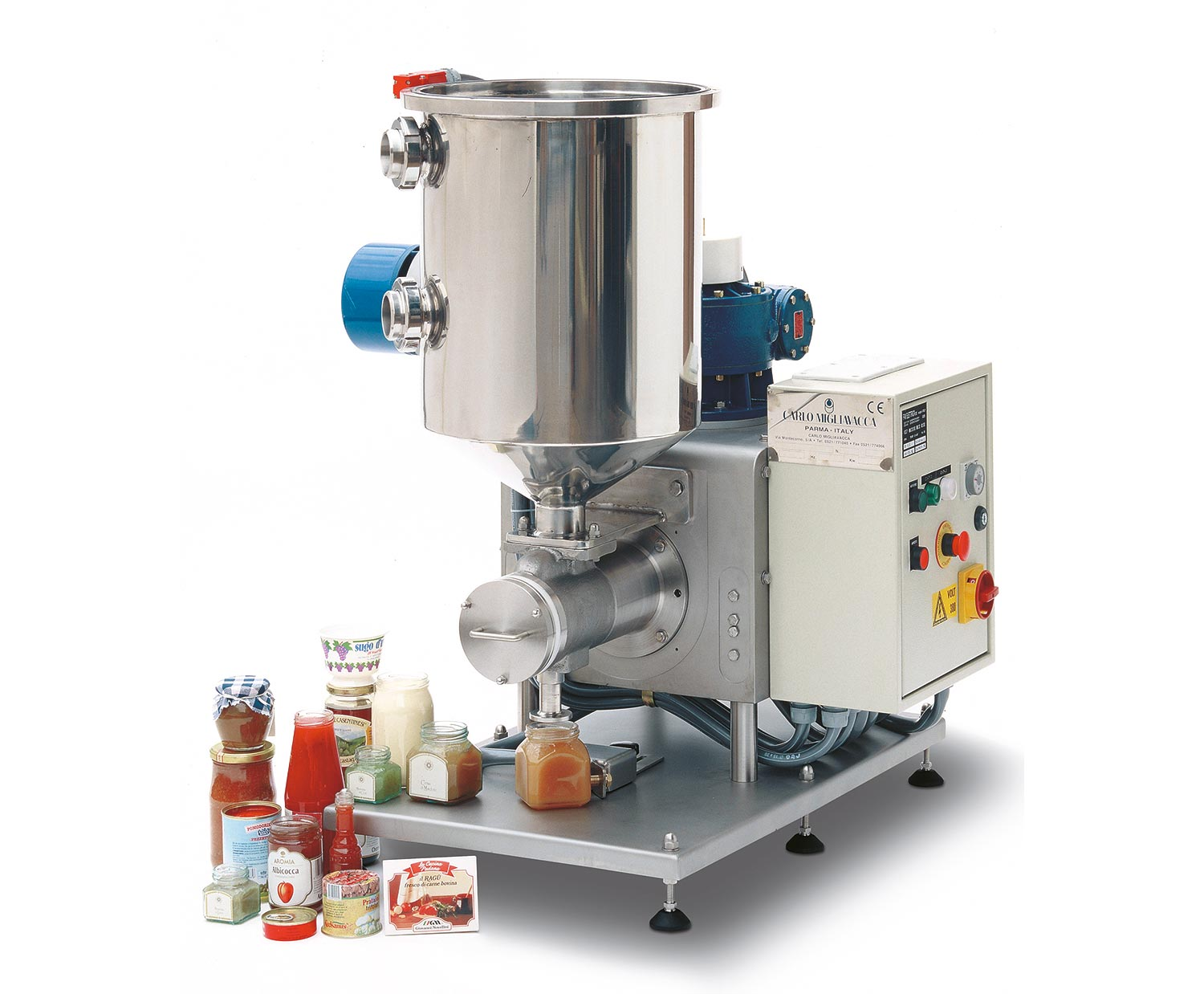 Honey Filling Machine SA.150